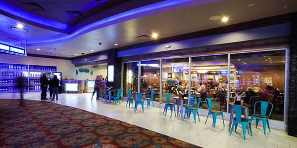 Cow Creek Restaurant at Seven Feathers Casino Resort Serves Classic American Cuisine for Breakfast, Lunch, and Dinner