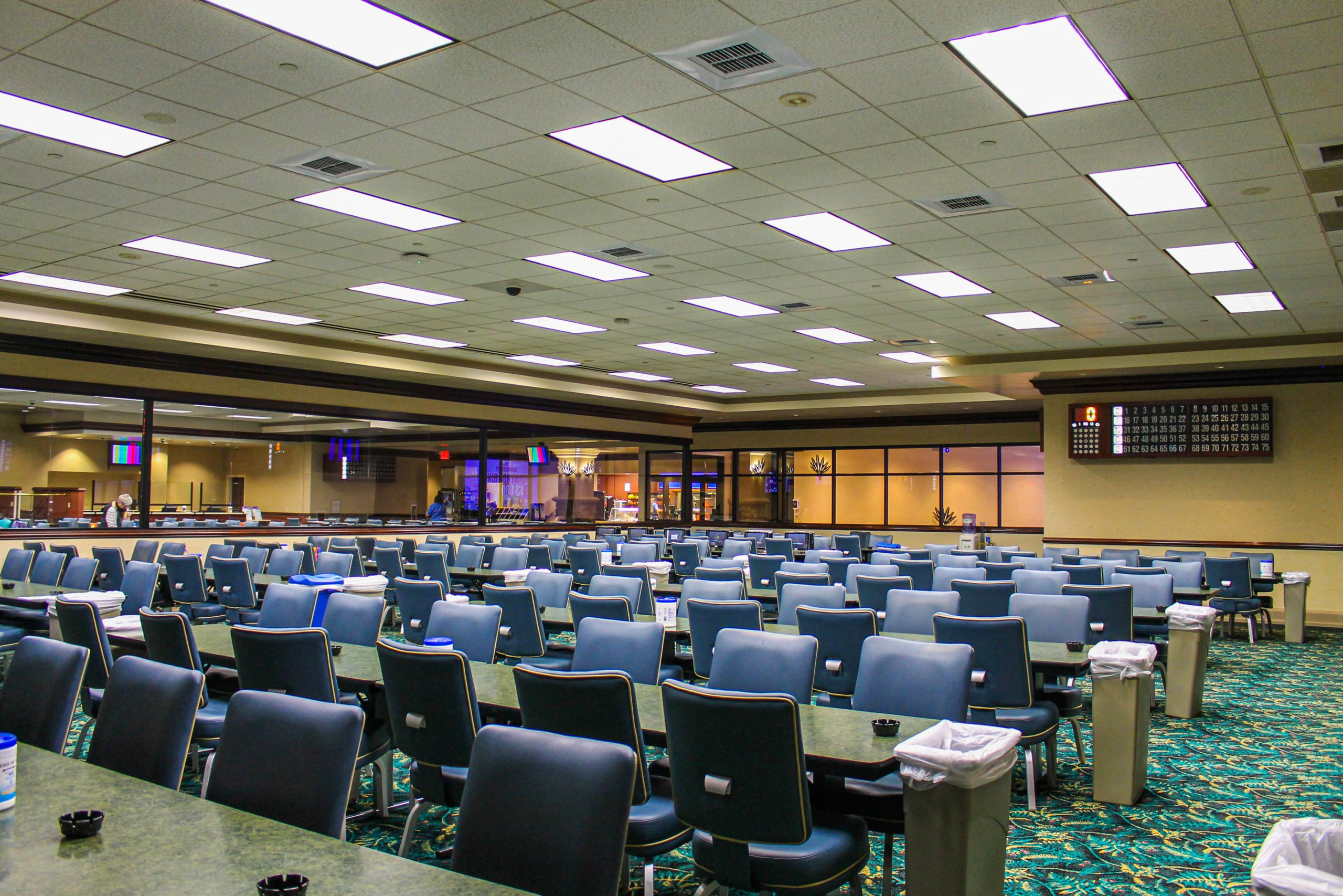 Seven Feathers Casino Resort is your place to play bingo in Oregon