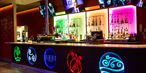 Elements Lounge Inside Seven Feathers Casino Resort Is Your Place For Live Music And Cocktails in Oregon
