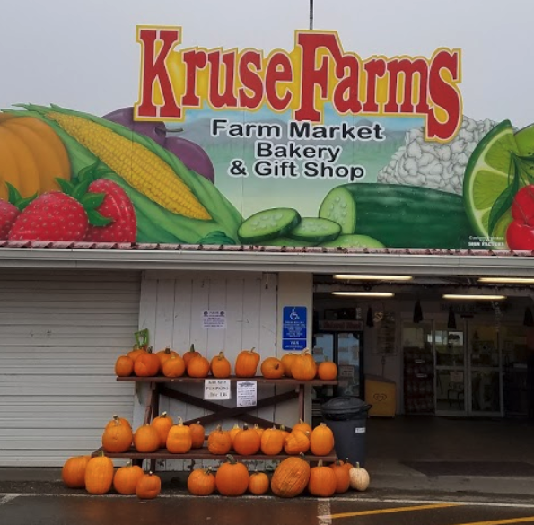 Kruse Farms Provides Local Fun Near Seven Feathers Casino Resort In Canyonville Oregon
