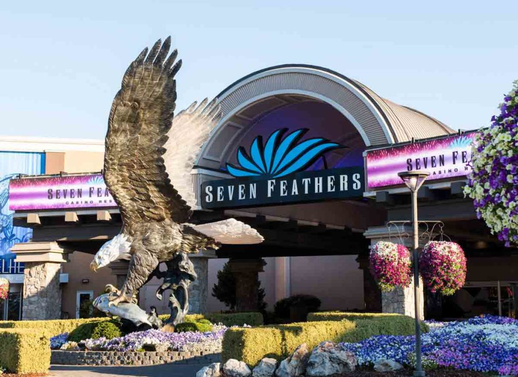 Seven feathers casino jobs at ajax casino