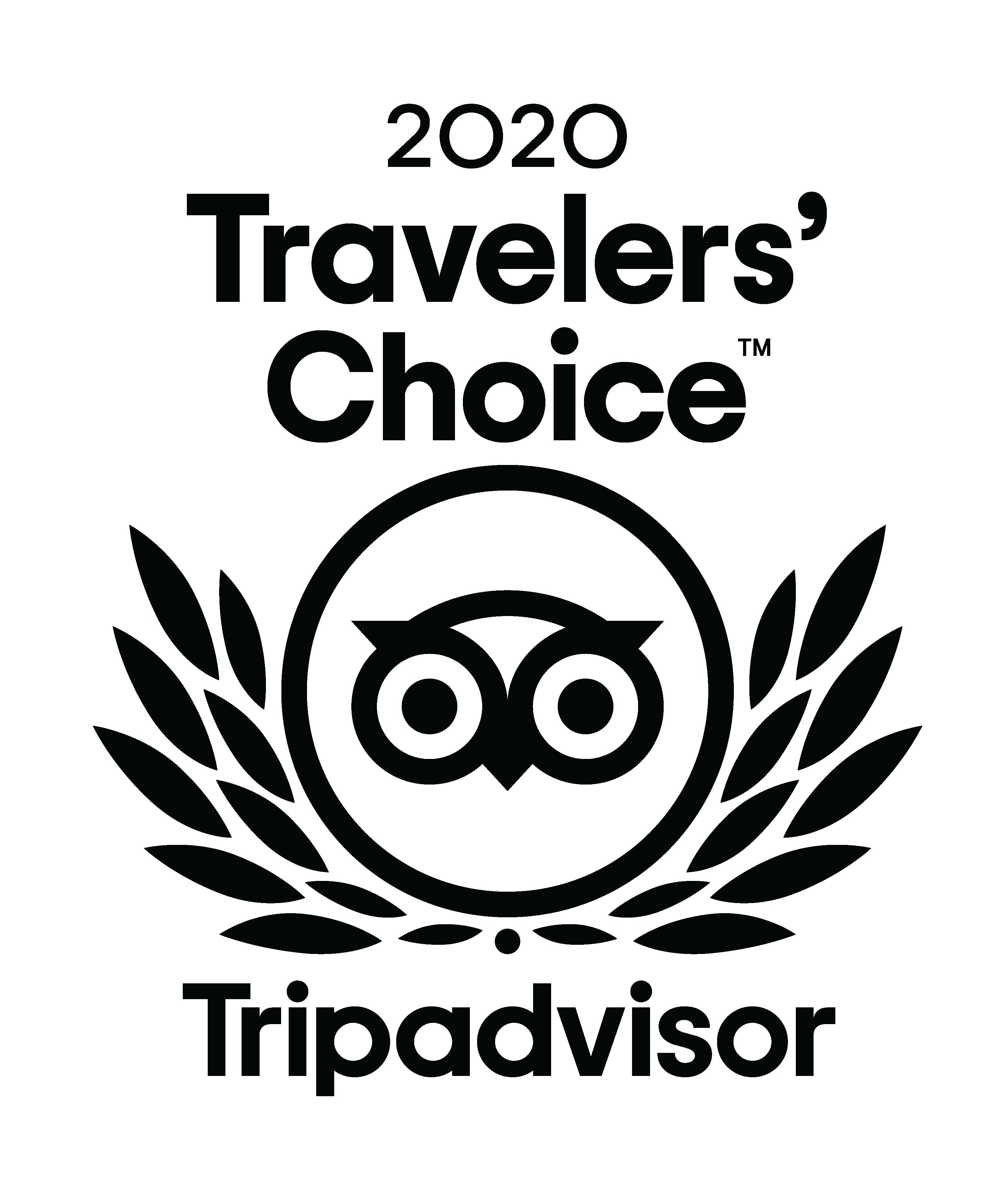 Seven Feathers Casino Resort Has Won The 2020 Travelers' Choice Award From Tripadvisor
