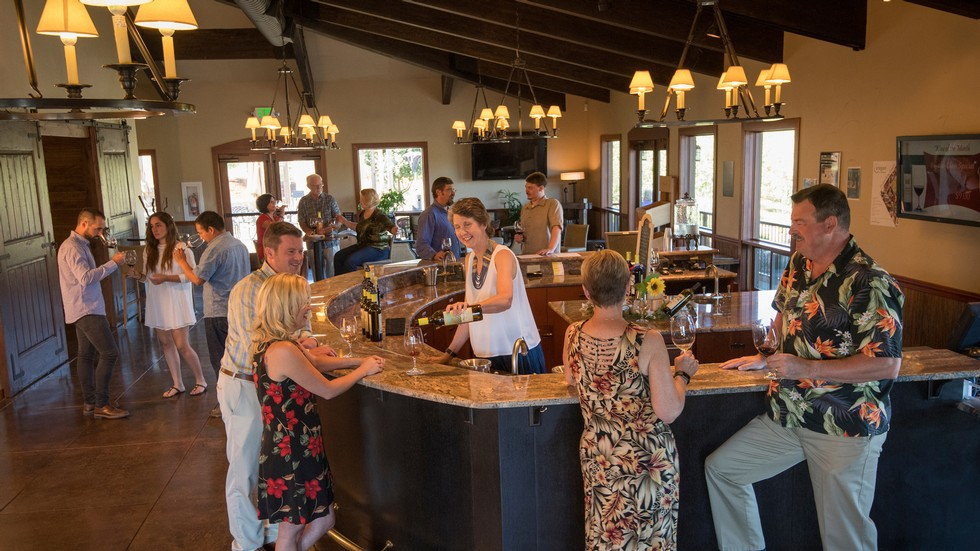 Abelca Is A Must Visit Local Winery Near Seven Feathers Casino Resort In Canyonville Oregon