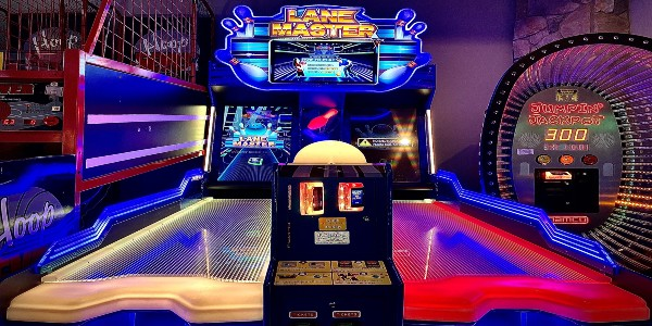 Seven Feathers Casino Resort Has An Amazing Arcade In Canyonville Oregon