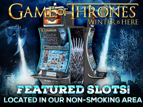 Play Game Of Thrones At Seven Feathers Casino Resort In Canyonville Oregon