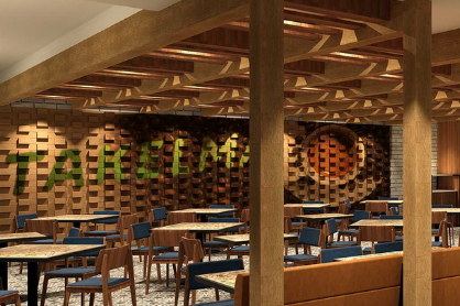 The Takelma Roasting Company Is The Newest Restaurant Inside Seven Feathers Casino Resort