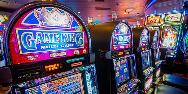Game King Video Keno Machine